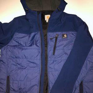 CARHARTT Men's Casual Puff Jacket